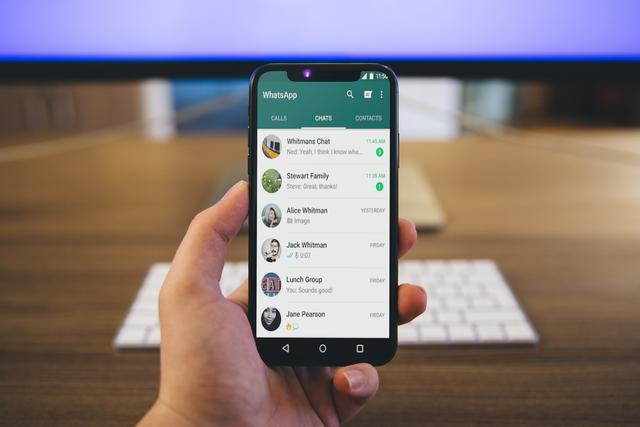 Transférer vos contacts WhatsApp vers Telegram est plus facile que vous ne le pensez.  (Photo: Pexels)