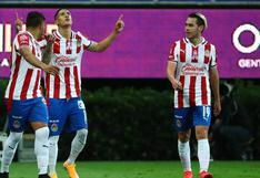 ¡Partidazo! Chivas venció a Atlas en choque por Apertura 2020 Liga MX
