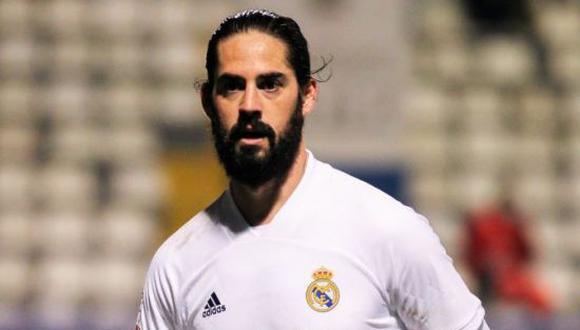 Isco Alarcón culminará su vínculo con el Real Madrid en junio de 2022. (Foto: Getty)