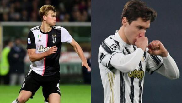 Newcastle pagaría 250 millones de euros por De Ligt y Chiesa. (Foto: Agencias)