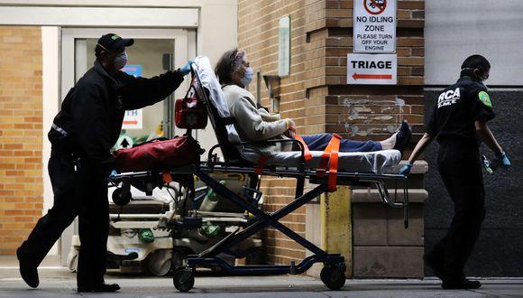 Los casos confirmados de COVID-19 en Estados Unidos y Brasil siguen en aumeto. (Foto: Spencer Platt / Getty Images / AFP).