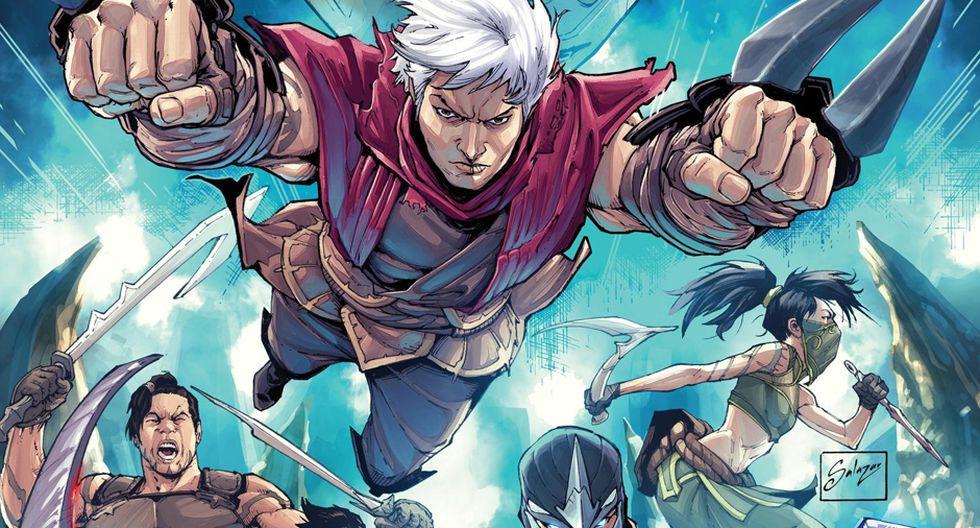 League of Legends: ¡cómic de Zed ya disponible! Conoce dónde leer gratis la historieta. (Foto: Riot Games)