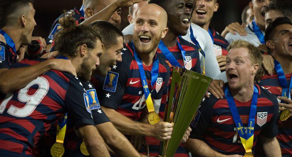 La Copa de Oro arranca este 15 de junio y se disputará hasta el 7 de julio. Aquí te traemos los resultados, fixture, canales y todos los detalles que necesitas saber sobre el torneo de selecciones CONCACAF. (Foto: AFP)