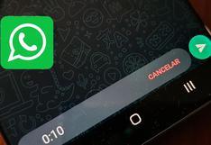 El truco para grabar un mensaje de voz de WhatsApp utilizando el Asistente de Google