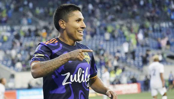 Ruidíaz es uno de los jugadores de la Selección Peruana que destaca en la MLS. (Foto: AP)