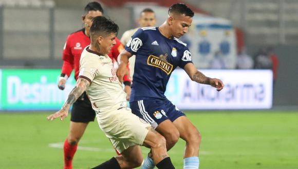 Universitario y Cristal chocarán por la quinta jornada de la Liga 1 . (Foto: Liga 1)