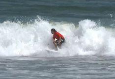 ¡Tremenda maniobra! Con esta increíble ola Sofía Mulánovich se coronó en el Mundial ISA de Surf 2019 [VIDEO]