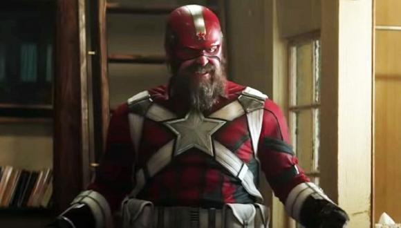 """Black Widow"": David Harbour habla acerca de su personaje, Red Guardian. (Foto: Marvel)"