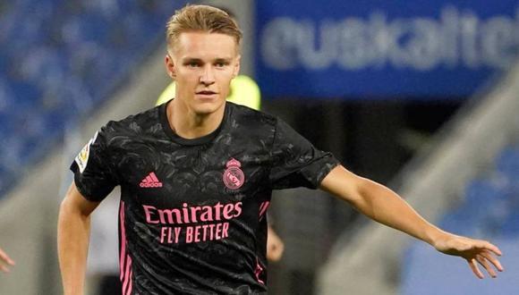 Odegaard cuenta con confianza de Real Madrid, (Foto: Agencias)