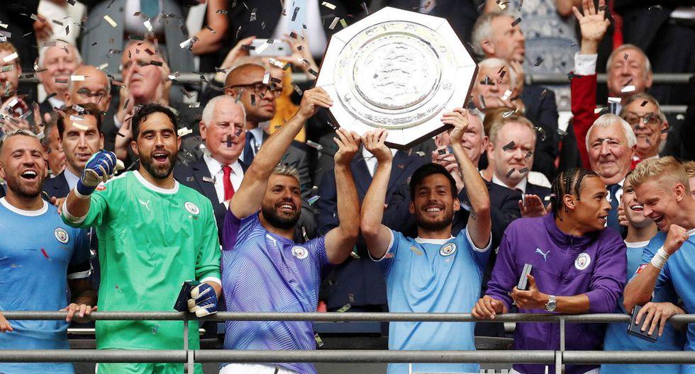 2019 - Community Shield (Manchester City)
