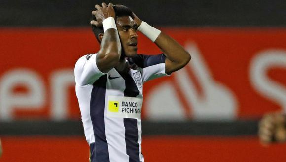 Alianza sigue sin ganar en la Libertadores. (Foto: EFE)
