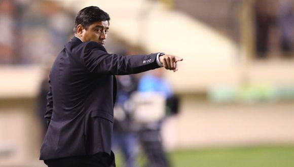 Nicolás Córdova no se confía de Cristal, previo al duelo por la Liga 1. (Foto: GEC)