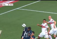 Funes Mori sentencia el partido: el gol de Rogelio para el 2-0 en Monterrey vs. Toluca [VIDEO]