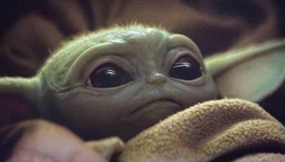 """""""The Mandalorian"""", la primera serie de Star Wars, sorprendió a los fans con la inesperada presencia de Bebé Yoda, personaje que será clave durante la primera temporada de la ficción. Foto: Disney"""