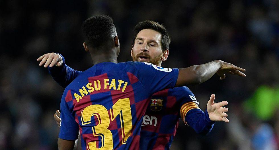 Barcelona juega contra Napoli por la Champions League. Conoce las horas y canales TV para ver todos los partidos de hoy, martes 25 de febrero. (Foto: AFP)
