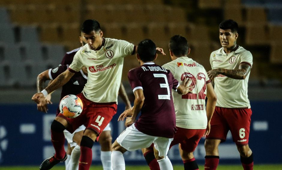 Federico Alonso confía en que se podrá lograr el objetivo en el Monumental. (Foto: AFP)