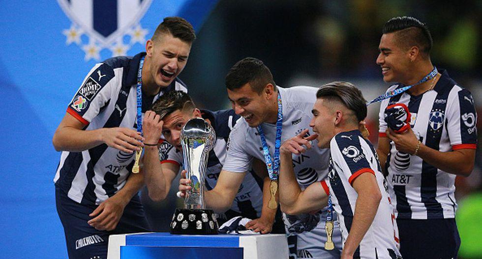Monterrey se proclamó campeón tras vencer en penales al América. (Getty Images)