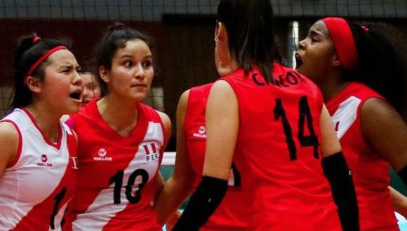 Perú cayó 3-0 ante Turquía en su segundo partido en el Mundial Sub 18. (FPV)