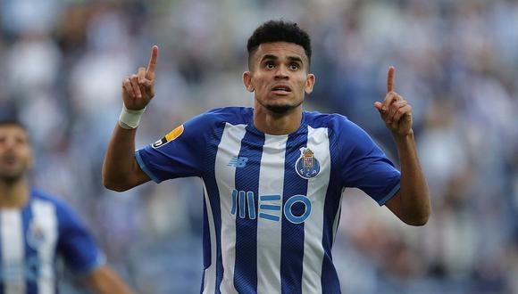 Luis Díaz es jugador de Porto desde la temporada 2019. (Foto: EFE)
