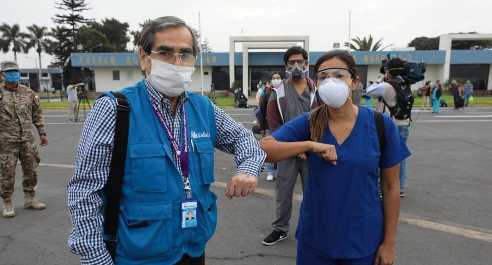 Coronavirus Perú: últimas noticias y breaking news por COVID-19. (Foto: AFP)