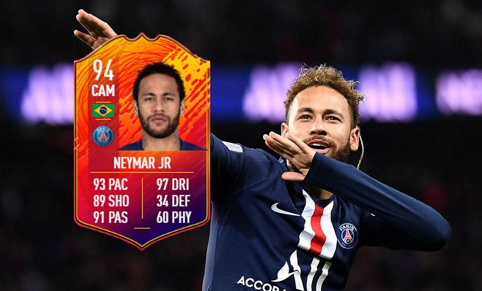 FIFA 20: Neymar Jr. entre los mejores de Ultimate Team gracias a Headliners'. (Foto: Difusión)