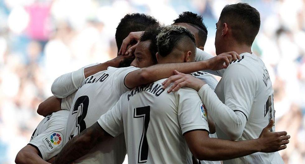 Real Madrid vs. Villarreal en el Santiago Bernabéu por LaLiga Santander. (Foto. Getty)