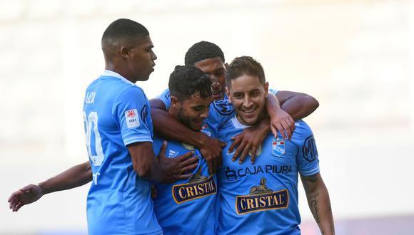 Sporting Cristal visitará a Rentistas por la Copa Libertadores (Foto: Liga 1)