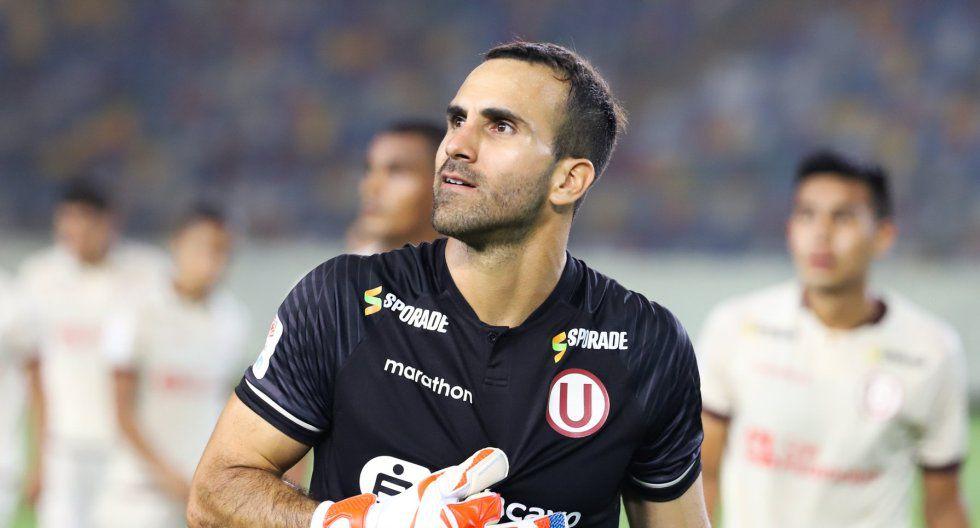 José Carvallo habló de la unión del grupo para evitar la suspensión perfecta de labores anunciada hace unos días por Universitario de Deportes. (GEC)