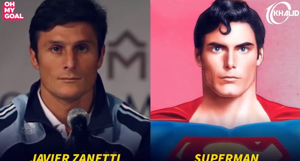 Javier Zanetti. (Foto/Captura: YouTube)