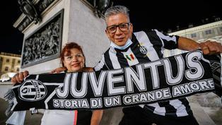 Juventus se coronó campeón por novena vez consecutiva en la liga italiana