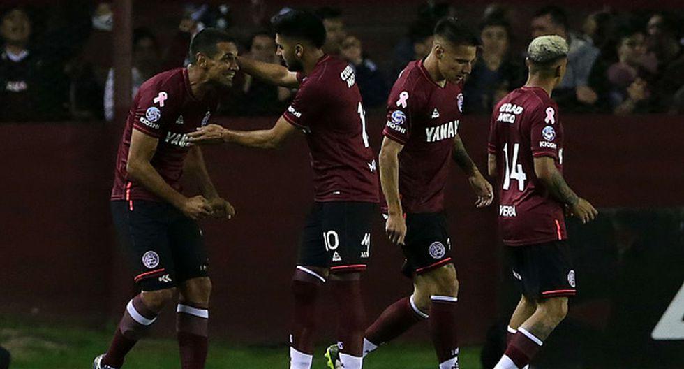 Boca Juniors cayó ante Lanús y perdió la punta de la Superliga Argentina 2019. (Getty)