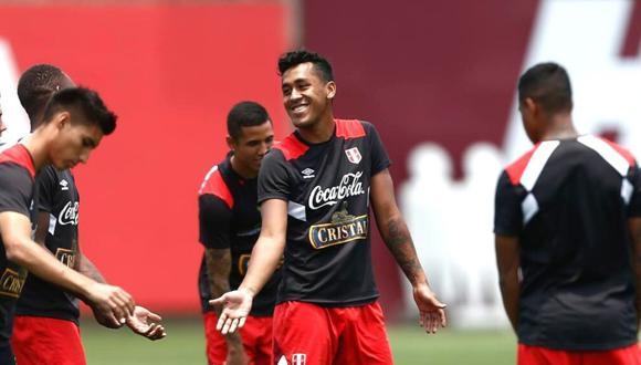 Renato Tapia será una de las piezas claves de la Selección Peruana ante Bolivia y Venezuela (Foto: GEC)