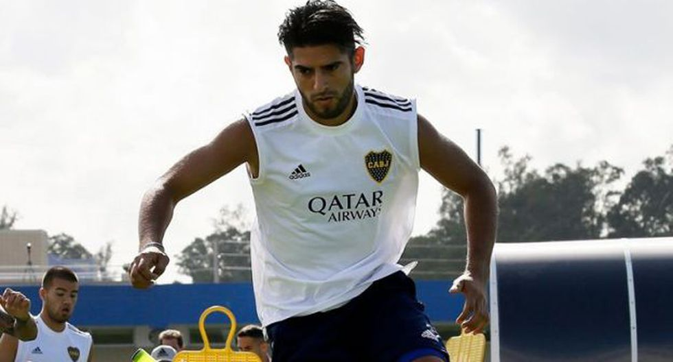 Carlos Zambrano firmó contrato con Boca Juniors por las próximas tres temporadas. (Foto: Boca Juniors)