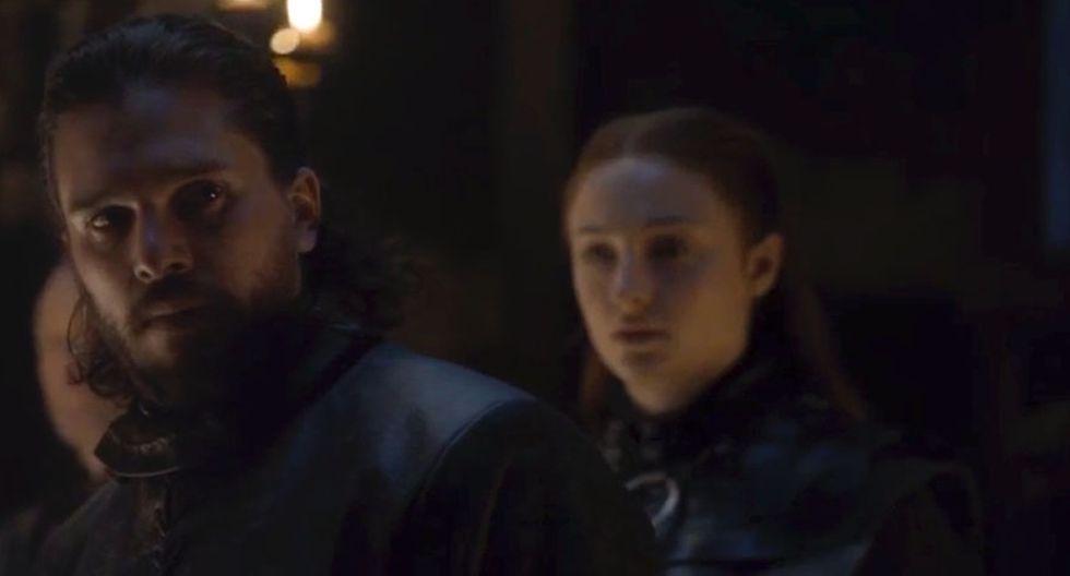 """Game of Thrones 8x02: ¿cuál es el plan de Jon, Daenerys, Sansa y Tyrion para vencer al """"Rey de la Noche""""? (Foto: HBO)"""