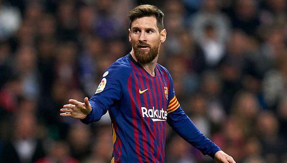 Lionel Messi lo ha ganado todo con la camiseta del Barcelona. (Foto: Getty)
