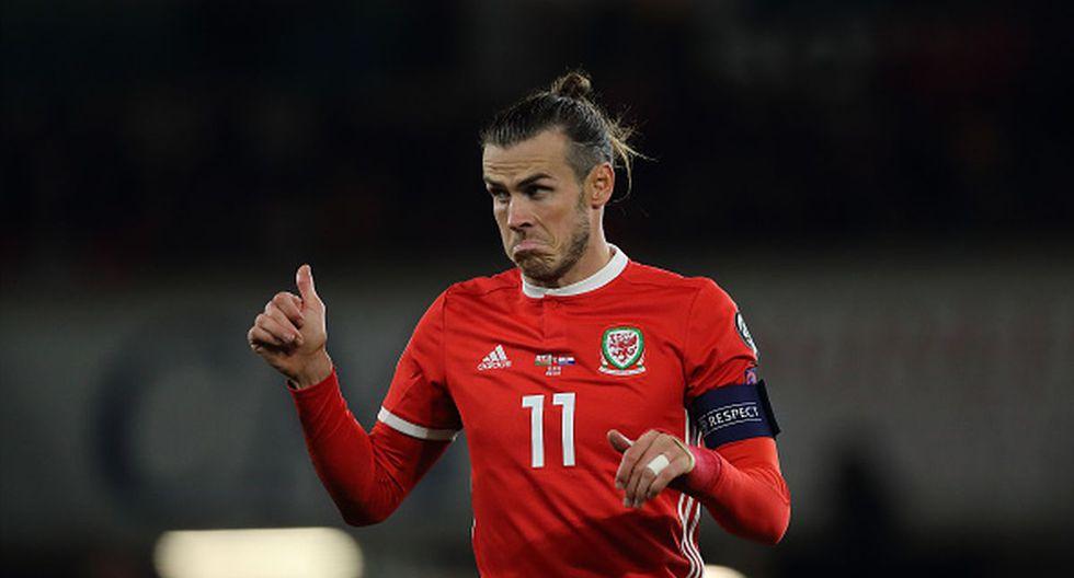 Gareth Bale jugó con Gales y regresará el fin de semana con Real Madrid. (Getty)