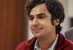 """""""The Big Bang Theory"""": Raj iba a ser muy diferente originalmente en la serie"""