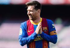 Hecatombe mundial: Lionel Messi se marcha del FC Barcelona y busca equipo