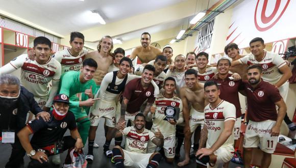 Universitario ha sumado cuatro puntos en la presente edición de la Copa Libertadores 2021. (Foto: Prensa Universitario)