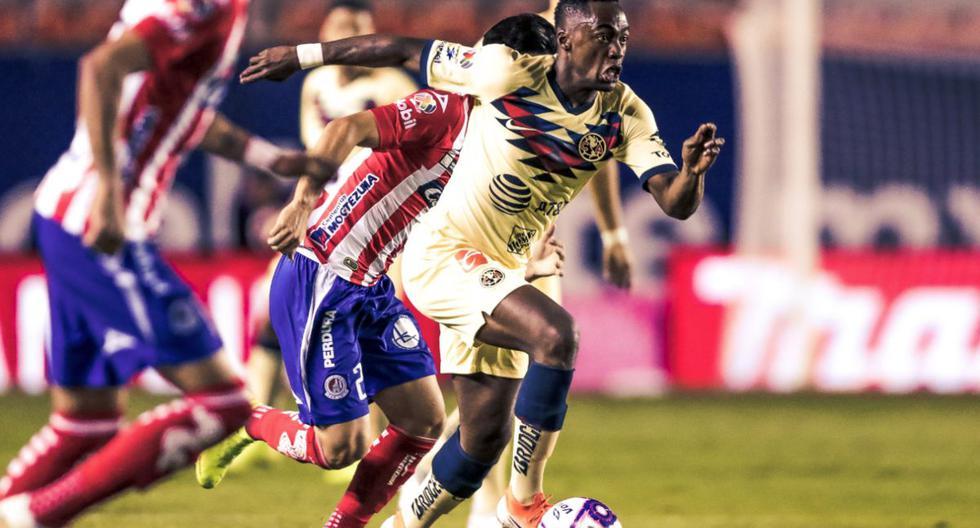América venció a San Luis en el Alfonso Lastras por el Apertura 2019 Liga MX.