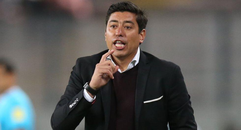 Nicolás Córdova lamentó lo sucedido con Tiago Cantoro. (GEC)
