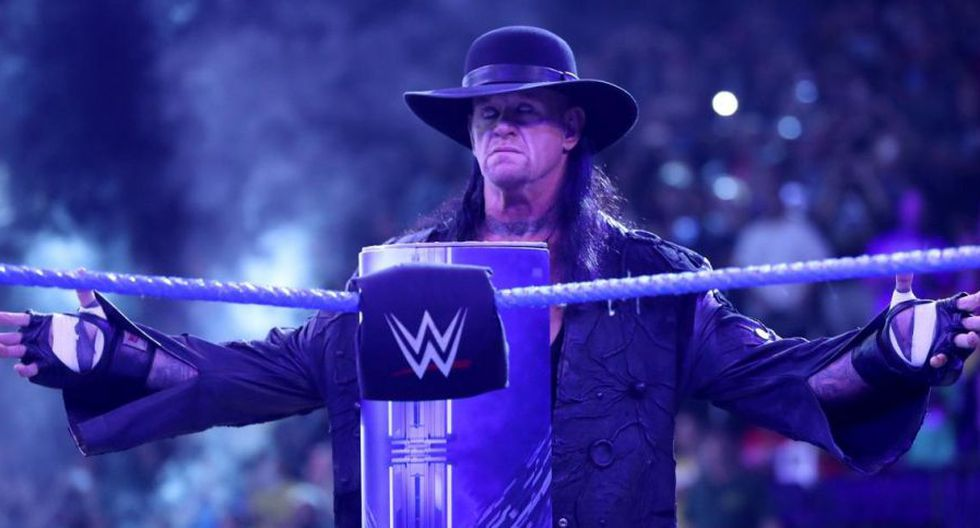 The Undertaker. (WWE)
