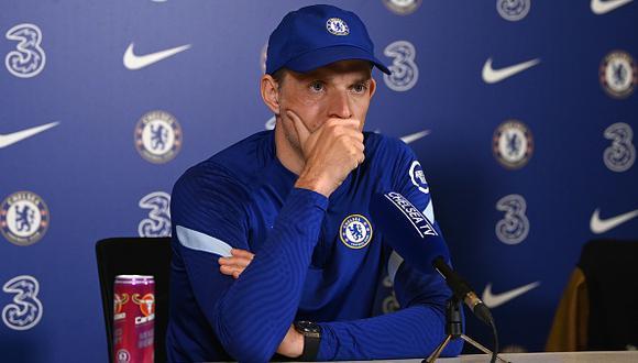 Thomas Tuchel llegó a Chelsea esta temporada luego de su paso por el PSG francés (Foto: Getty Images)