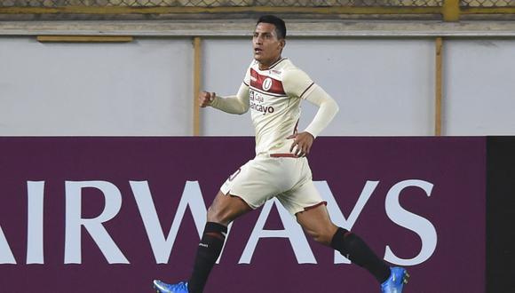 Alex Valera es el segundo jugador más influyente en Universitario. (Foto: AFP)