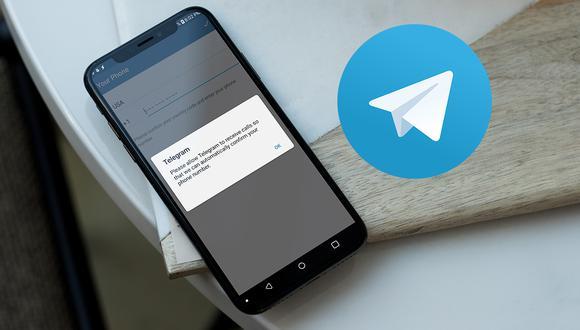 ¿No quieres usar tu número de celular para Telegram? Debes hacer este sencillo truco. (Foto: Mockup)