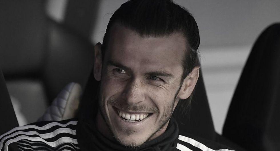 Gareth Bale llegó al Real Madrid en 2013. (AFP)