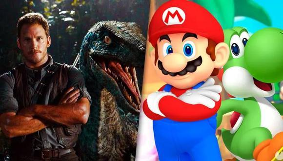 Nintendo: la divertida reacción de los fans a la revelación de Chris Pratt como Mario Bros.. (Foto: Vandal)