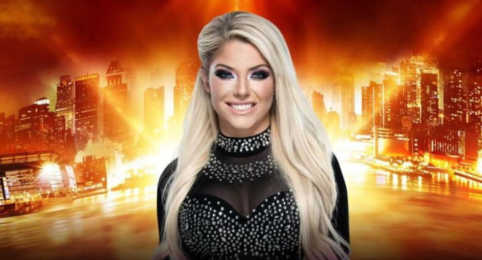 Alexa Bliss será la anfitriona de WrestleMania 35. (WWE)