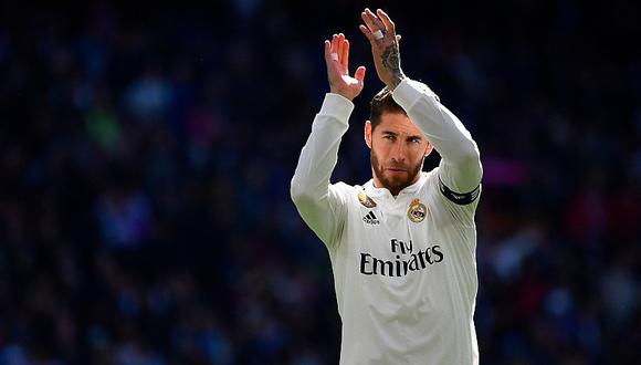 Sergio Ramos consideró al PSG como la mejor opción, por la proximidad que tiene con la ciudad de Madrid. (Foto: Agencias)