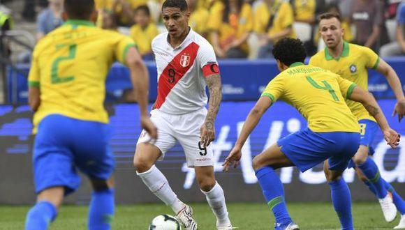 La selección peruana vuelve a una final de Copa América tras 44 años. (Foto: AFP)